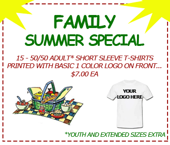 Family Summer Special